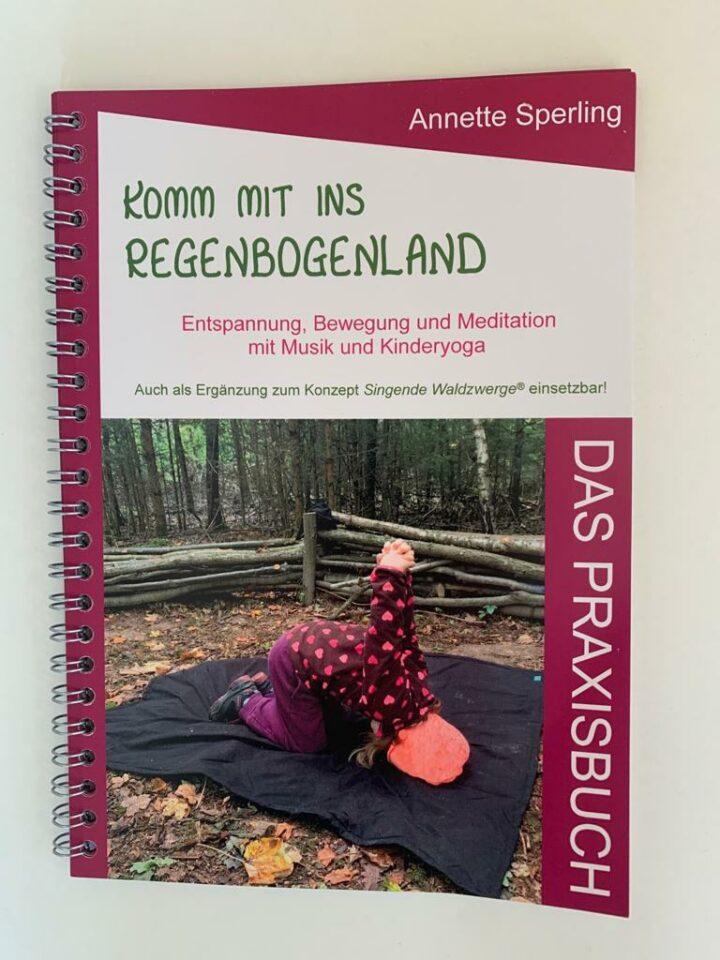 Buch: Komm mit ins Regenbogenland